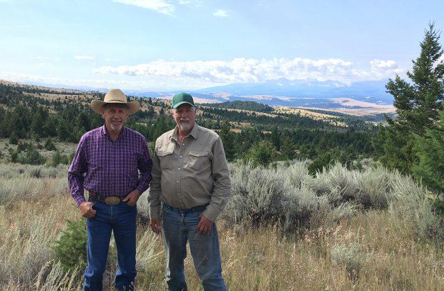 Five Valleys Land Trust: Graveley Cattle Ranch