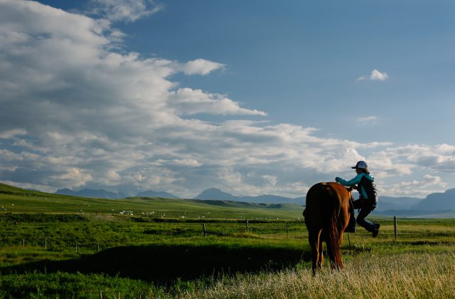 The Conservation Fund's Commitment to Montana Working Ranches